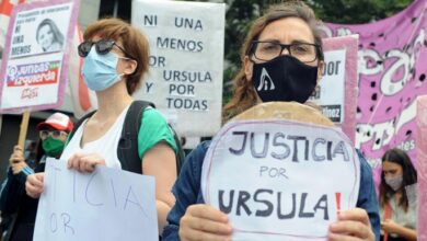 """Photo of Convocan a marchar """"por Úrsula, por todes"""""""