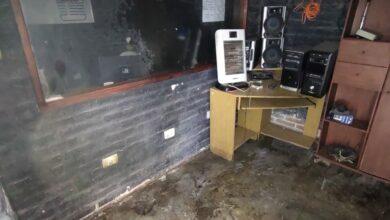 Photo of Incendiaron intencionalmente la radio La Gente en San Bernardo