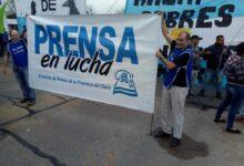 Photo of Prensa, en estado de alerta y movilización