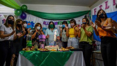 Photo of Reconocimiento para el sindicato de amas de casa