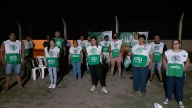 Photo of Los Frentones: trabajadoresde la ATE Verde y Blanca, en alerta y asamblea