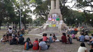 Photo of Familiares y amigos piden justiciapor el transfemicidio de Fabiola
