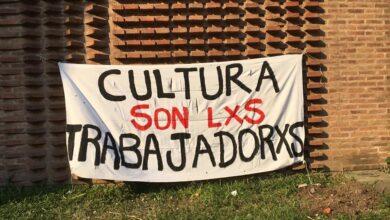 """Photo of """"Ni los gremios, ni el gobierno entienden la realidad de los trabajadores de Cultura"""""""