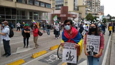 Photo of Siguen las protestas y la represión en Colombia