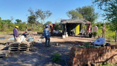 Photo of Grave conflicto habitacional en el barrio Evita de Sáenz Peña