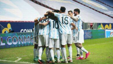 Photo of Copa América: primer triunfo argentino y en el clásico rioplatense