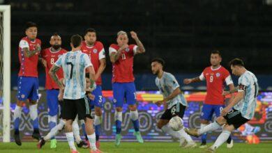 Photo of Copa América: en el debut, Argentina no  pasó del empate ante Chile