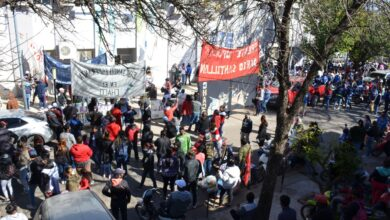 Photo of Familiares de Lago marcharon y denunciaron amenazas 