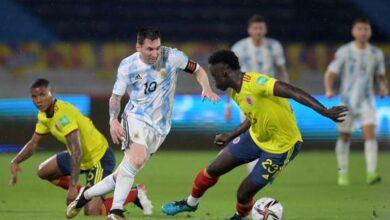 Photo of Al seleccionado argentino se le escapó sobre el final