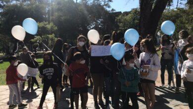 Photo of Otra protesta contra las clases virtuales en Resistencia