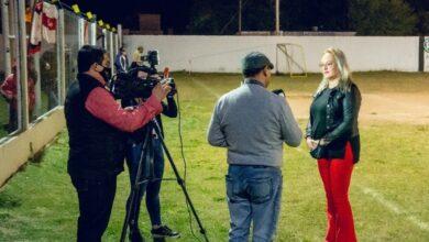 Photo of Pampa del Infierno: hicieron un evento deportivo solidario