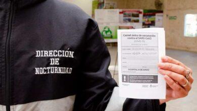 Photo of Sáenz Peña: Comenzó la vacunación a trabajadores municipales