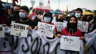 Photo of Colombia reinició fuertes jornadas de protesta social