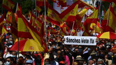Photo of Más de 20mil personas protestaron en España