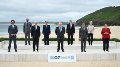 Photo of Culminó la cumbre del G7:  anunciaron la donación de 1.000 millones de vacunas