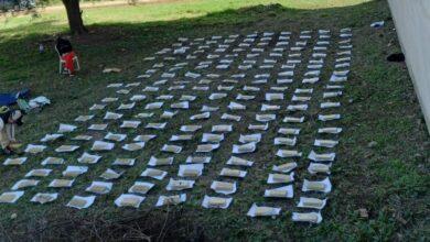 Photo of Incautaron más de 120 kilos de marihuana en Castelli
