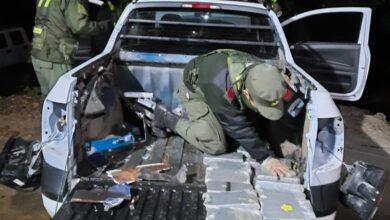 Photo of Salta: Gendarmería incautó más de 100 kilogramos de cocaína