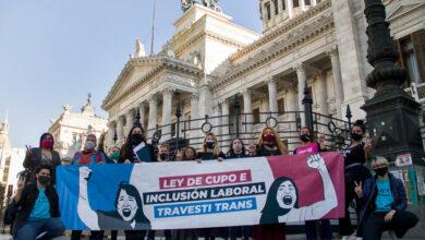 Photo of Senadores: se aprobó en comisión el cupo laboral travesti y trans