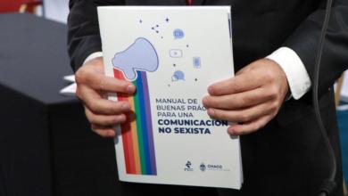 Photo of Presentaron el manual de buenas prácticas para una comunicación no sexista