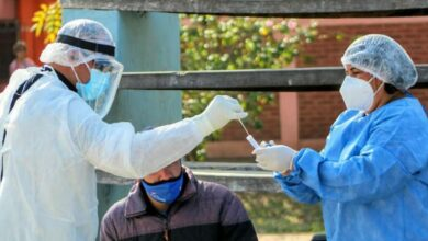 Photo of COVID-19 en Chaco: detectaron 741 contagios y registraron 10 muertes