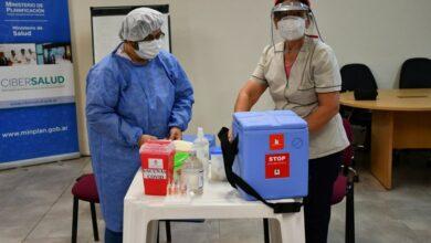 Photo of Vacunación: el lunes aplicarán segundas dosis para adultos mayores entre 75 y 79