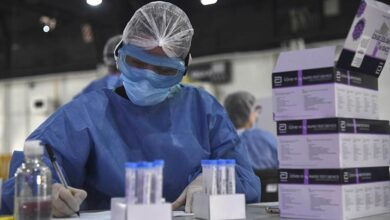 Photo of COVID-19 en Argentina: registraron 13.043 contagios y 268 muertes