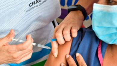 Photo of Informaron el cronograma de vacunación para el domingo