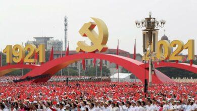 Photo of China celebró el centenario del Partido Comunista