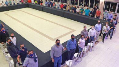 Photo of Más de 62 organizaciones en el plenario de trabajadores de la construcción