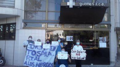 Photo of La ATSA volvió a reclamar por un salario digno