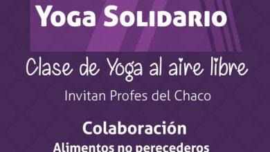 Photo of Jornada solidaria de yoga para ayudar a merenderos