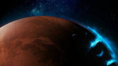 Photo of Por primera vez se logró captar las auroras boreales de Marte