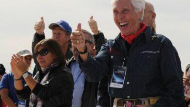 Photo of Con 82 años, Wally Funk se convertirá en la astronauta más longeva de la historia  