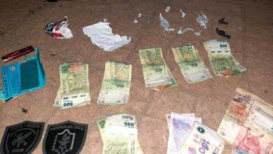 Photo of Incautaron varios envoltorios con drogas