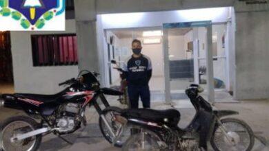Photo of Abandonó la moto robada en la que circulaba