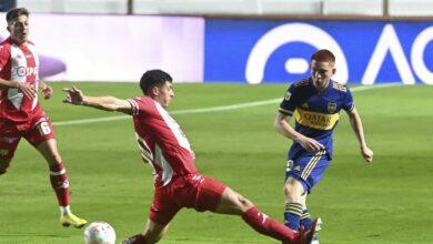 Photo of Boca empató con Unión en el debut de la Liga Profesional