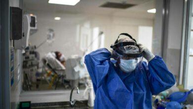 Photo of COVID-19 en Argentina: detectaron 21.950 contagios y registraron 469 muertes