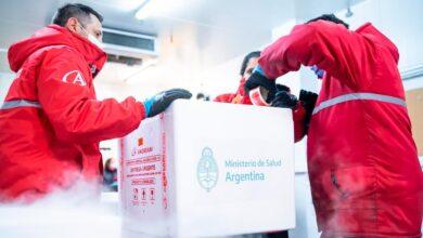 Photo of Argentina superó los 41 millones de vacunas recibidas