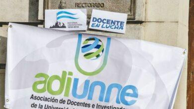 """Photo of """"Los docentes universitarios somos los últimos convocados para cerrar paritarias"""""""