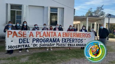 Photo of Villa Angela: enfermeras reclamaron cuestiones salariales al directorio del hospital