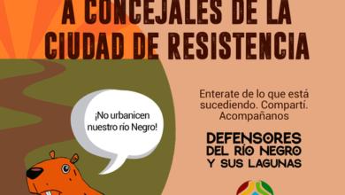 Photo of Sigue el rechazo por una ordenanza que permitirá construir sobre humedales