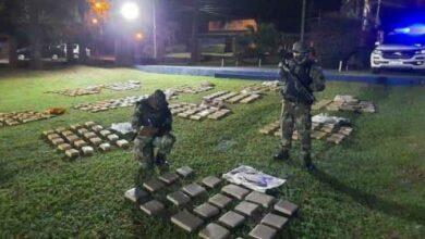 Photo of Misiones: incautaron marihuana valuada en más de 50 millones de pesos