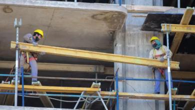 Photo of Durante julio, construcción tuvo una suba del 2,1%