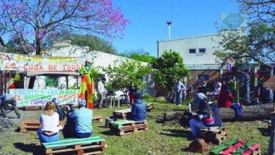 Photo of El Hospital de Día y una manifestación artística «para ser escuchados»