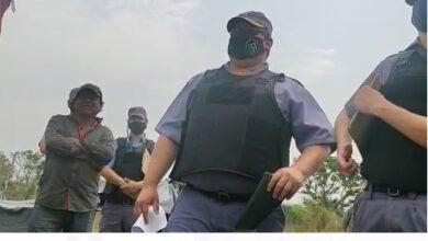 """Photo of Protestas en Pampa del Indio: """"El agua no se prohíbe, es derecho constitucional"""""""