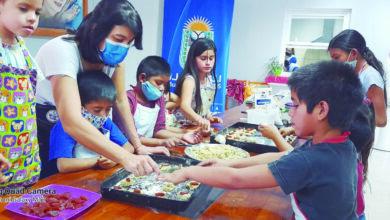 Photo of Castelli: realizaron un taller para niños en el Hogar Madre Teresa de Calcuta