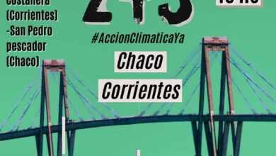 Photo of Chaco y Corrientes marchan por una agenda ambiental realista