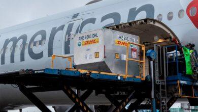 Photo of Llego el primer cargamento de Pfizer con más de 100.000 dosis