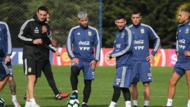 Photo of Argentina ya está en Brasil a la espera del gran clásico