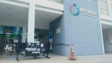 Photo of Por reclamos salariales, trabajadores del IPRODICh paran por 48 horas